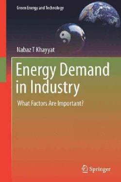 Energy Demand in Industry: What Factors Are Important? (Hardcover)
