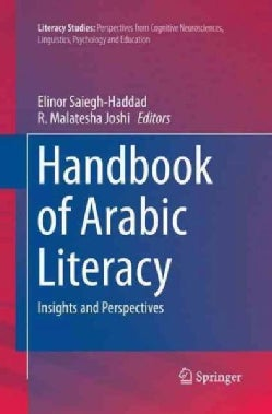 Handbook of Arabic Literacy: Insights and Perspectives (Paperback)