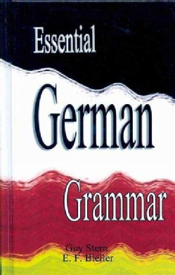 Essential German Grammar (Hardcover)