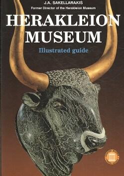 Heraklion Museum: Illustrated Guide (Paperback)