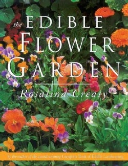 The Edible Flower Garden (Paperback)