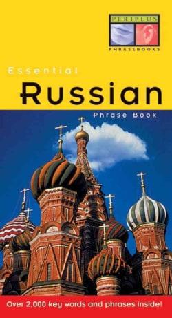 Essential Russian Phrase Book (Paperback)