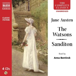 The Watsons/ Sanditon (CD-Audio)