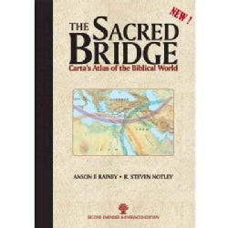 The Sacred Bridge: Carta's Atlas of the Biblical World (Hardcover)