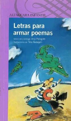 Letras para armar poemas / Letters to Build Poems (Paperback)