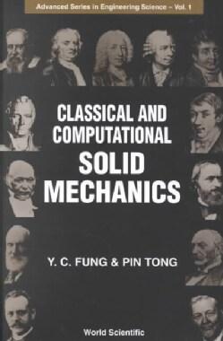 Classical and Computational Solid Mechanics (Paperback)