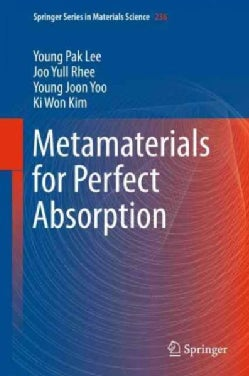 Metamaterials for Perfect Absorption (Hardcover)