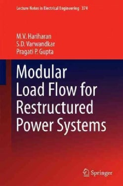 Modular Load Flow for Restructured Power Systems (Hardcover)