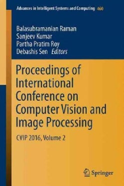 Proceedings of International Conference on Computer Vision and Image Processing (Paperback)