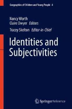 Identities and Subjectivities (Hardcover)