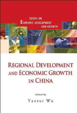 Regional Development and Economic Growth in China (Hardcover)