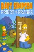 Bart Simpson Prince of Pranks (Paperback)