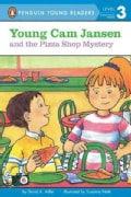 Young Cam Jansen and the Pizza Shop Mystery (Paperback)