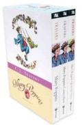 Mary Poppins: Three Enchanting Classics : Mary Poppins, Mary Poppins Comes Back, and Mary Poppins Opens the Door (Paperback)