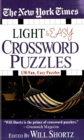 The New York Times Light & Easy Crossword Puzzles (Paperback)