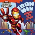 Iron Man Springs Into Action! (Board book)