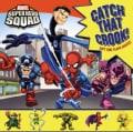 The Super Hero Squad: Catch That Crook! (Board)