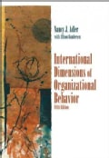 International Dimensions of Organizational Behavior (Paperback)