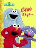 Elmo Says... (Board book)