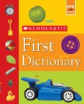 Scholastic First Dictionary (Hardcover)