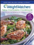 Weight Watchers New Complete Cookbook (Spiral bound)