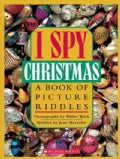 I Spy Christmas: A Book of Picture Riddles (Hardcover)