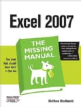 Excel 2007: The Missing Manual (Paperback)