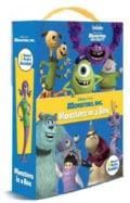 Monsters in a Box Friendship Box (Board book)
