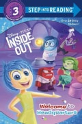 Inside Out: Welcome to Headquarters (Paperback)