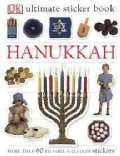 Hanukkah: more than 60 reusable Full-color stickers (Paperback)