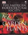 American Horticultural Society A-Z Encyclopedia Of Garden Plants (Hardcover)
