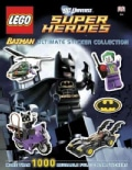 Lego Batman Ultimate Sticker Collection (Paperback)