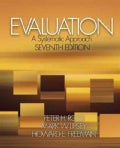 Evaluation: A Systematic Approach (Hardcover)