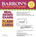 Barron's Real Estate Exam Flash Cards (Cards)