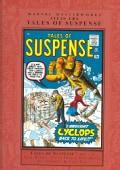 Marvel Masterworks Atlas Era Tales Suspense 1 (Hardcover)