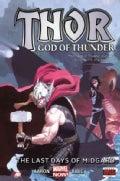 Thor God of Thunder 4: The Last Days of Midgard (Hardcover)