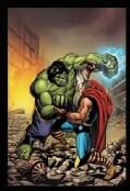 Thor Vs. Hulk (Paperback)