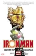 Iron Man 5: Rings of the Mandarin (Paperback)