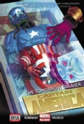 Captain America 5: The Tomorrow Soldier (Hardcover)