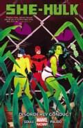 She-Hulk 2: Disorderly Conduct (Paperback)