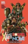 Uncanny X-Men/Iron Man/Nova: No End in Sight (Marvel Now!) (Paperback)