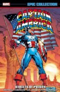 Captain America 16: Streets of Poison (Paperback)