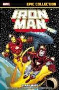 Iron Man Epic Collection 13: Stark Wars (Paperback)
