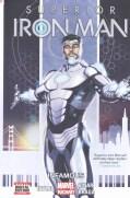 Superior Iron Man 1: Infamous (Hardcover)