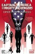 Captain America and the Mighty Avengers 1: Open for Business (Paperback)