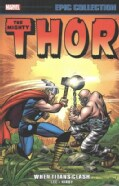 Thor Epic Collection: When Titans Clash (Paperback)