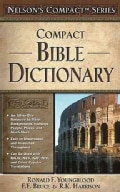 Compact Bible Dictionary (Paperback)