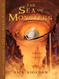 The Sea of Monsters (Percy Jackson and the Olympians Series #2) (Hardcover)