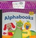Alphabooks: 26 Bright and Colorful Letter Books Make Learning the Alphabet Easy and Fun! (Board book)