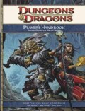 Player's Handbook: Arcane, Divine, and Martial Heroes: Roleplaying Game Core Rules (Hardcover)